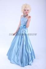 00190 Принцесса в голубом платье «Клауди 02»