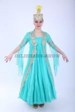02237 Уйгурский национальный костюм женский