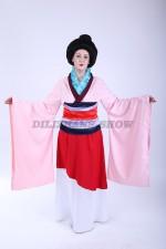 33501. Японский национальный костюм женский