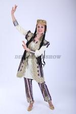 3351. Национальный костюм узбекский женский