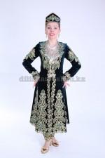 02207 Таджикский национальный костюм