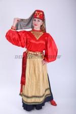 02497 Турецкий народный с фартуком