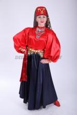 02496 Азиза - турецкий народный костюм
