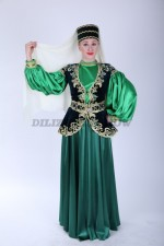 02315 Татарский народный костюм