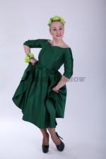 33545. Анжелика зелёная
