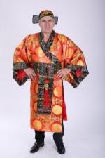 33583. Китайский костюм императора древней династии Цин