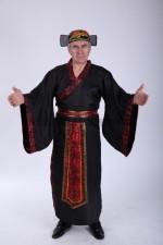 02431 Китайский традиционный костюм