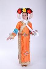 02430 Китайский женский костюм