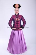 02428 Женский китайский костюм