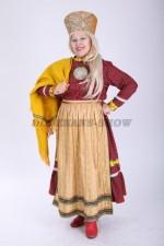 33593. Латышский народный костюм