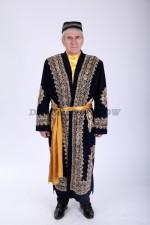 02222 Уйгурский мужской костюм
