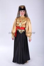 02498 Турецкий народный костюм