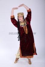 02204 Таджикский народный костюм