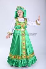33615. Сударушка. Русский народный сарафан.