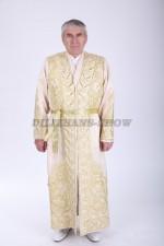02221 Уйгурский чапан мужской праздничный