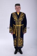02228 Уйгурский мужской костюм