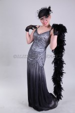 2595. Платье в стиле гэтсби