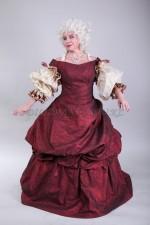 2425 бальное платье
