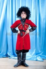 00693 Кавказский костюм «Азхар 01»