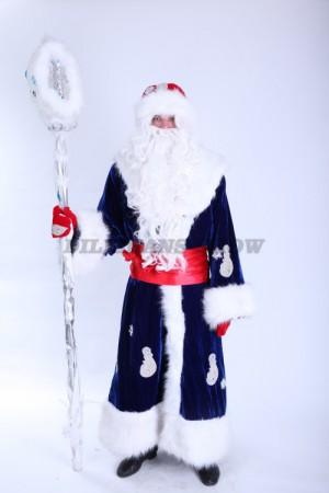 03507 Дед Мороз синий
