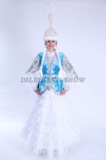 02819 Казахский костюм женский