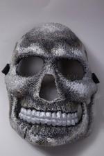 1660. Маска Скелета папье-маше