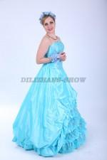 02878 Бальное платье