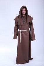 03138 Монах в коричневом