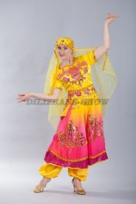 02418 Индийский танцевальный костюм
