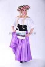 02293 Немецкий национальный женский костюм