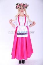 02294 Немецкий национальный женский костюм