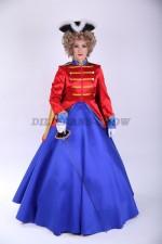 02960 Гусарский бальный костюм