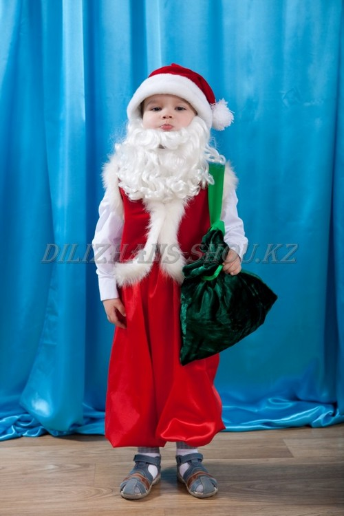 Новогодний костюм детский фото своими руками