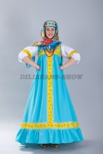 4151. Аннушка. Русский народный костюм.