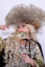 01935 Шляпа и маска для венецианского карнавала