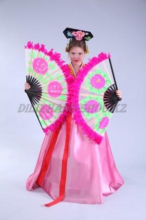 Корейские детские национальные костюмы
