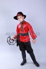 0129. Цыганский костюм для мальчика