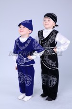 """00564 Казахские национальные костюмы """"Дияр"""" и """"Ерке"""""""
