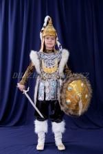 Казахский остюм