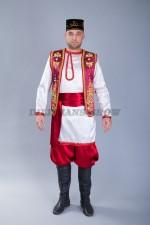 02322 Мужской татарский костюм