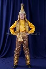 Казахский подростковый костюм