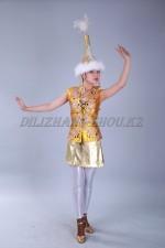 0098. Казахский танцевальный костюм (3)