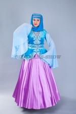 02295 Женский кавказский костюм