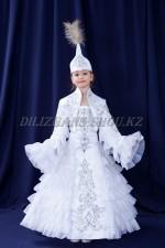 0089. Казахский (Карлыгаш) белый