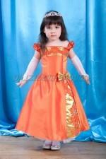 0394. Бальное платье