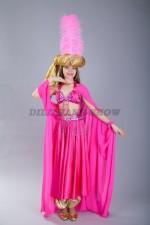 00457 Шахерезада в розовом