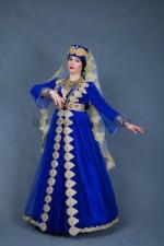 02310 Чеченский народный костюм