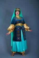 02306 Женский кавказский костюм