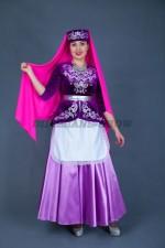 02326 Женский татарский национальный костюм