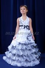 """00910 Бальное платье """"Капризная принцесса 09"""""""